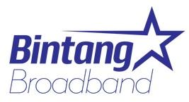 Bintang Broadband - Internet Subcription